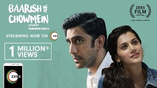 Download Baarish Aur Chowmein | Official Trailer | Amit Sadh, Taapsee Pannu | Streaming EXCLUSIVELY On ZEE5 Video