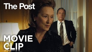 "Download The Post | ""Hypothetical Question″ Clip 