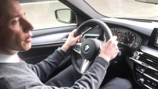 Download 2017 BMW 540i (G30) test-drive Video