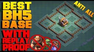 Download BH5 ″NEW″ Base ″Anti-Giant″ ″Anti-Dragon″Base (BH5) base W/Replays   CoC Builder hall 5 base Video