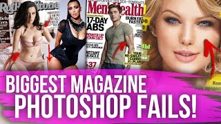 Download 11 BIGGEST Magazine Cover Fails! (Dirty Laundry) Video