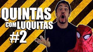 Download DESAFIO DA INTERVENÇÃO MILITAR - QUINTAS COM LUQUITAS #2 Video