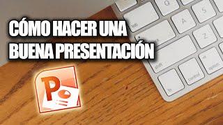Download Cómo Hacer una Buena Presentación de Diapositivas (Tips) Video