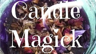Download How to Make a Candle Magick Spells | Witchy Wednesdays Video