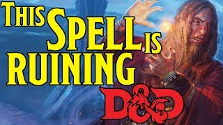 Download Overpowered Spell is Wrecking Dungeons and Dragons 5th Edition Games Video