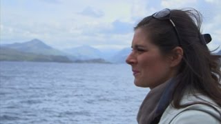 Download Erin Burnett traces her roots to remote Scottish island Video