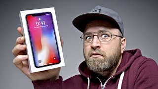 Download Unboxing The iPhone X Clone Edition Video