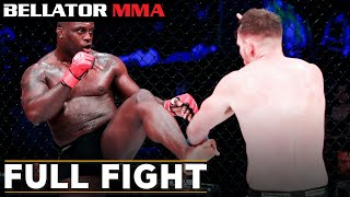 Download Full Fights | Melvin Manhoef vs. Kent Kauppinen - Bellator 223 Video