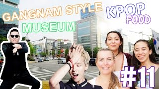 Download VLOG 11: GANGNAM STYLE, KPOP FOOD, NATIONAL MUSEUM & COEX SEOUL 2016   HD VFT Video