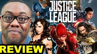 Download JUSTICE LEAGUE - Movie Review (No Spoilers) | Andre Black Nerd Video