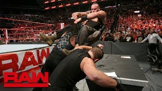 Download The Shield reunite to stop Braun Strowman from cashing in: Raw, Aug. 20, 2018 Video