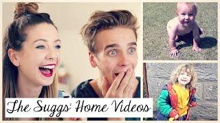 Download The Suggs' Home Videos | Zoella Video