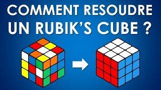 Download Comment résoudre un Rubik's Cube ? Méthode pour débutants (Vidéo interactive) Video