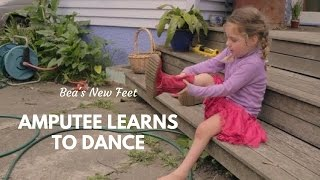 Download Young Amputee Wants to Dance Video