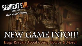 Download MAJOR RESIDENT EVIL 7 UPDATE   HUGE REVEALS Part 1   Hobby Consolas Magazine - More Vids Later! Video