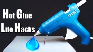 Download Amazing Hot Glue Life Hacks | Simple Tricks / My Collection Hot Glue Gun Hacks Video