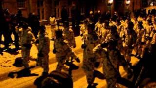 Download Santahamina 1/11 valan ohimarssi. 17.2.2011. Video