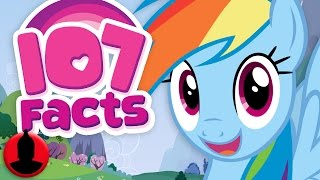 Download 107 My Little Pony: Friendship Is Magic Facts YOU Should Know! (ToonedUp #42) @ChannelFred Video