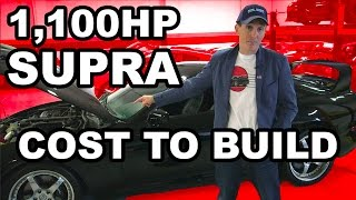 Download The Cost To Build My 1998 Supra Video