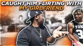 Download I CAUGHT HIM FLIRTING WITH MY GIRLFRIEND Video