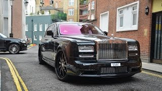 Download James Stunt and his Mansory Gang in London! Video