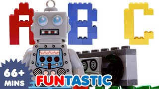 Download ABC Song   Lego Alphabet Song   ABCs   Nursery Rhymes   Kids Songs Video