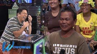 Download Wowowin: Tindero ng isda, pinahalakhak si Willie Revillame! Video