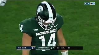 Download Highlights: Utah State Aggies vs. Michigan State Spartans | Big Ten Football Video