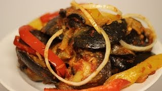 Download How to make a Snail Stew - African Giant Snail Recipe Video