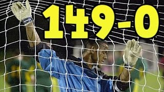 Download قصة أكبر فوز في تاريخ كرة القدم 149-0 ! Video