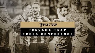 Download Portland Timbers FC Pregame Press Conference | MLS Cup 2018 Video