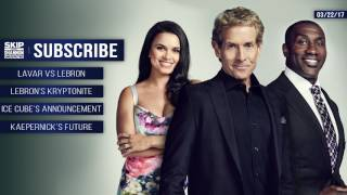 Download UNDISPUTED Audio Podcast (3.22.17) with Skip Bayless, Shannon Sharpe, Joy Taylor | UNDISPUTED Video