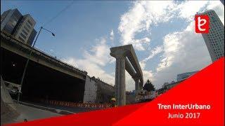 Download Tren Interurbano Mexico Toluca (Santa Fe), Junio 2017 | edemx Video