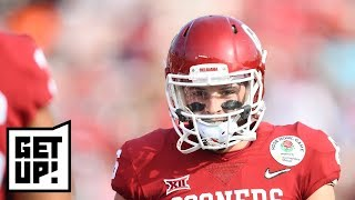Download Baker Mayfield will 'be beating all the odds' if he makes it in the NFL | Get Up! | ESPN Video