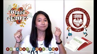 Download How I got into UChicago 2017 | High School Stats + Profile Video