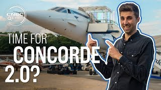 Download Is the Concorde making a comeback?   CNBC Reports Video