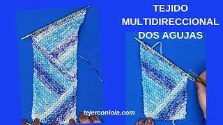 Download TEJIDO MULTIDIRECCIONAL A DOS AGUJAS Video