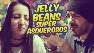 Download BEAN BOOZLED CHALLENGE! Jelly Belly Beans Super Asquerosas! Video