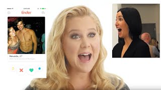 Download Amy Schumer Hijacks A Stranger's Tinder | Vanity Fair Video