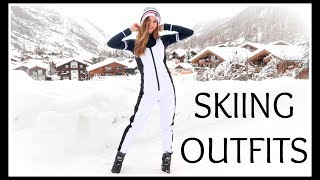 Download WHAT I WORE SKIING | Niomi Smart Video