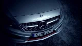 Download The New A-Class - Features Video