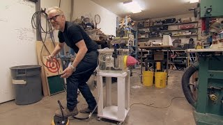 Download Adam's Fart Machine | MythBusters Video