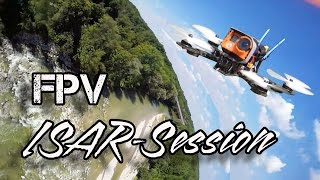 Download FPV-Session an der Isar Video