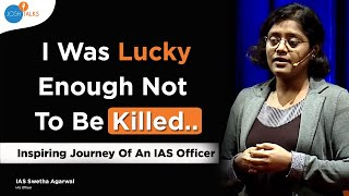 Download How I Beat All Odds To Become An IAS Officer? | IAS Swetha Agarwal | The Value Of Dreaming Big Video