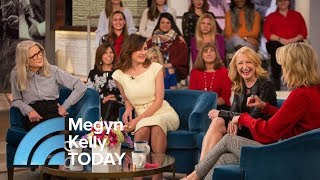 Download 'The Party' Stars Patricia Clarkson And Emily Mortimer On Equal Pay In Hollywood | Megyn Kelly TODAY Video