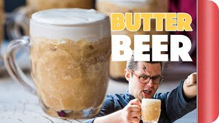 Download Butterbeer Recipe With A Real Life Harry Potter!! Video