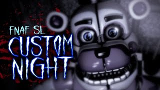Download FIVE NIGHTS AT FREDDY'S SISTER LOCATION CUSTOM NIGHT ✮ iTownGamePlay FNAF SL Video