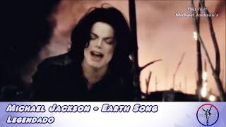 Download Michael Jackson - Earth Song - Legendado HD Video