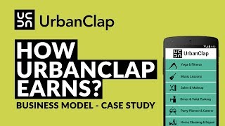 Download UrbanClap | Business model | How UrbanClap earns? | CASE STUDY | Hindi Video