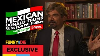 Download Mexican Donald Trump with George Lopez Video